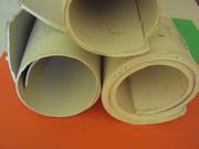 Пищевая резина белая для молока 2-30мм