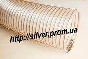 Шланг полиуретановый для аспирации 125 мм. Аспирационный шланг