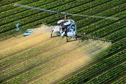 Послуги вертольота дельтальота самольота агрохолдингам фермерам країни