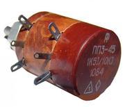 Продам резистор  ПП3-40,  ПП3-41,  ПП3-43,  ПП3-44,  ПП3-45,  ПП3-47