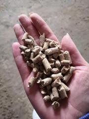 Продаються пелети з сосни для котлів